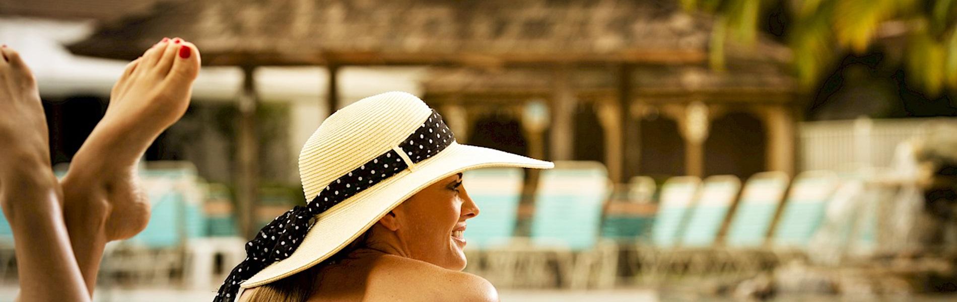 Lake Brown - Picture of Cypress Cove Nudist Resort
